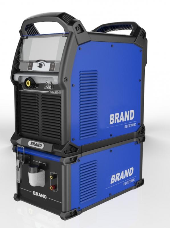 多功能脉冲气保焊送丝水冷一体机