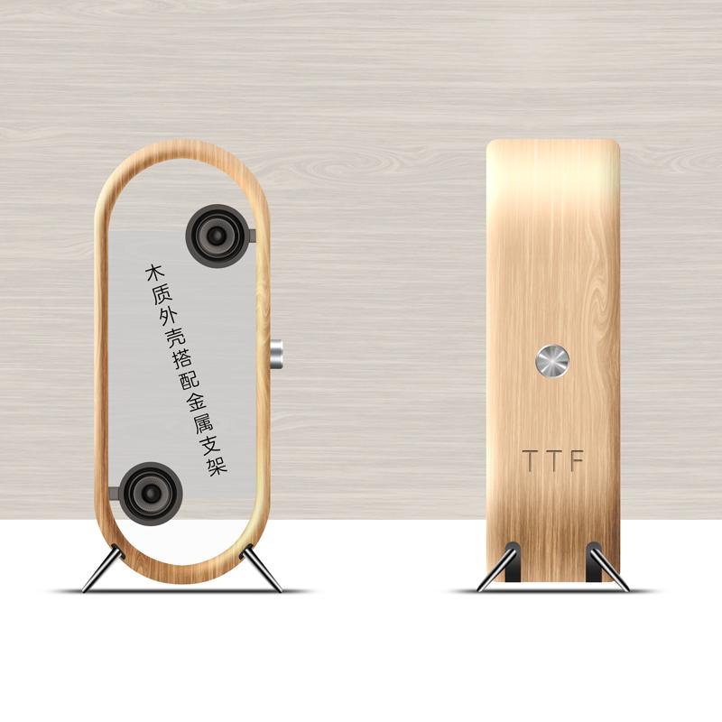 青岛透明音箱