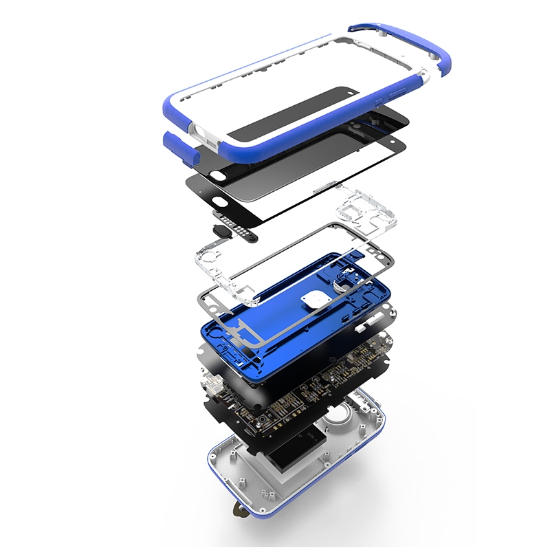 青岛手机背夹
