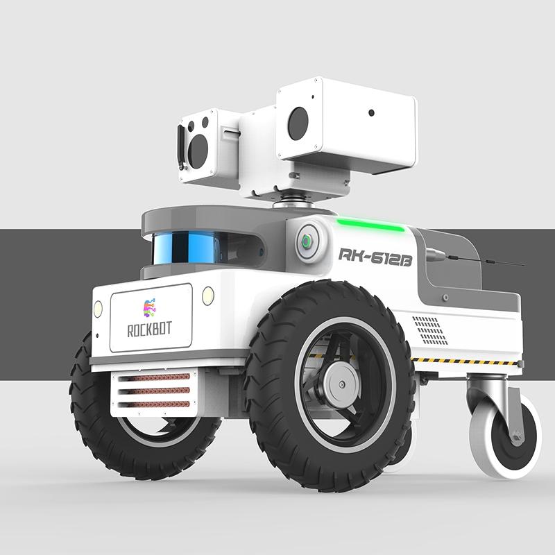 青岛巡检机器人